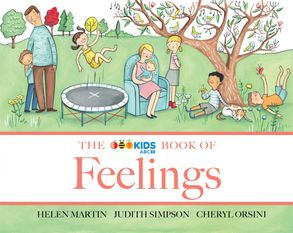 Cover image - The ABC Book of Feelings