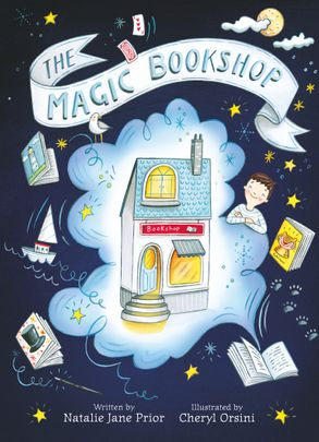 Cover image - The Magic Bookshop