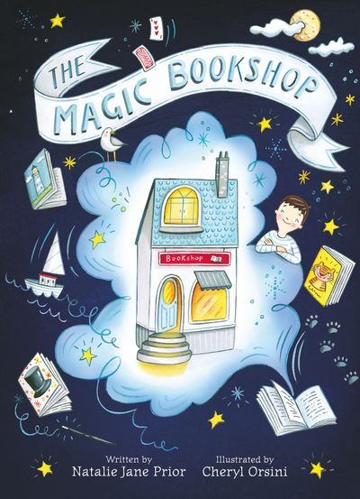 The Magic Bookshop