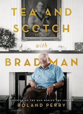 Cover image - Tea and Scotch with Bradman
