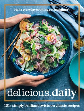 Cover image - delicious. daily