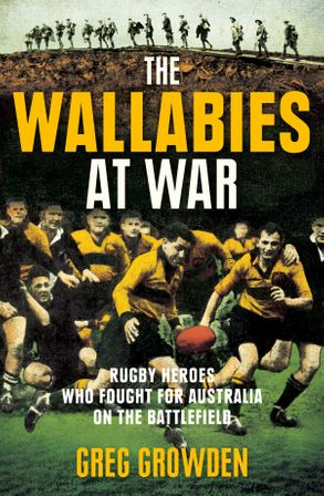 Cover image - The Wallabies at War
