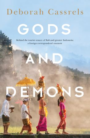 Cover image - Gods and Demons