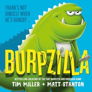 Cover image - Burpzilla
