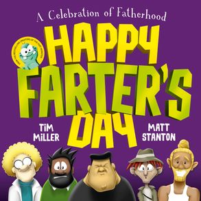 Cover image - Happy Farter's Day