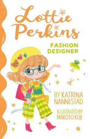 Cover image - Lottie Perkins, Fashion Designer (Lottie Perkins, Book 4)