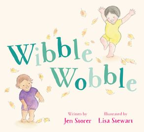 Cover image - Wibble Wobble