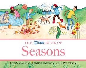 Cover image - The ABC Book of Seasons