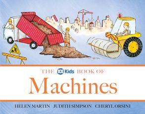 Cover image - The ABC Book of Machines