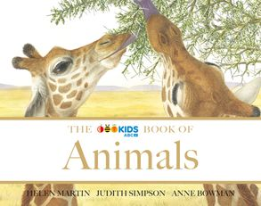 Cover image - The ABC Book of Animals
