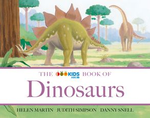 Cover image - The ABC Book of Dinosaurs