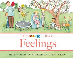 Cover image - The ABC Book of Feelings [Big Book]
