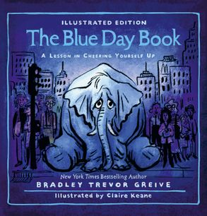 Cover image - The Blue Day Book