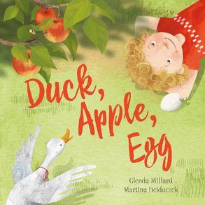 Cover image - Duck, Apple, Egg