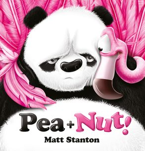 Cover image - Pea and Nut! (Pea and Nut, #1)