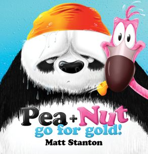 Cover image - Pea and Nut: Go for Gold! (Pea and Nut, #2)