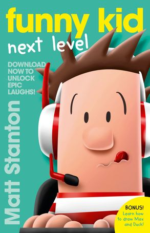 Cover image - Funny Kid Next Level (A Funny Kid Novella)