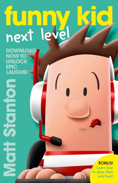 Funny Kid Next Level (A Funny Kid Novella)