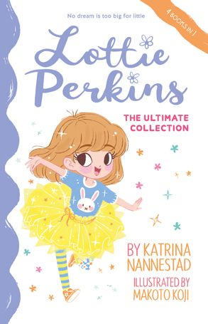 Cover image - Lottie Perkins: The Ultimate Collection (Lottie Perkins, #1-4)