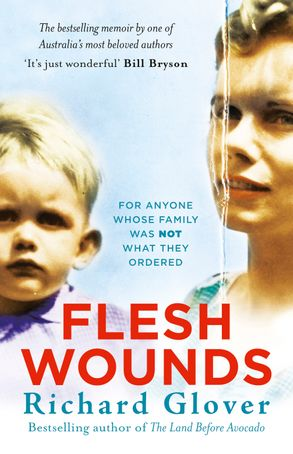 Cover image - Flesh Wounds