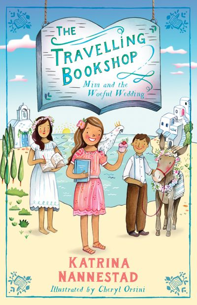 Mim and the Woeful Wedding (The Travelling Bookshop, #2)