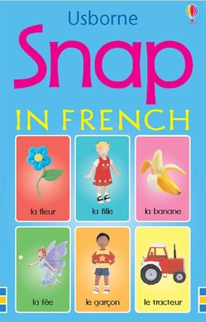 Cover image - Snap Cards in French