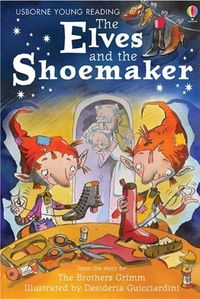 elves-and-the-shoemaker