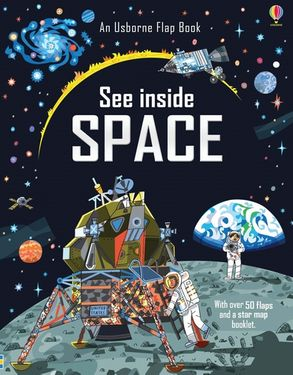 Cover image - See Inside: Space