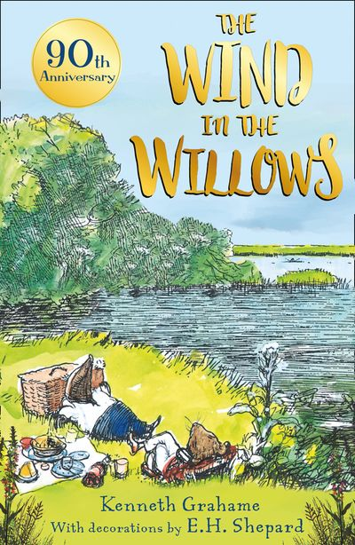 The Wind in the Willows – 90th anniversary gift edition