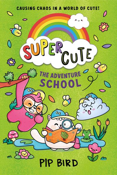 Super Cute – The Adventure School