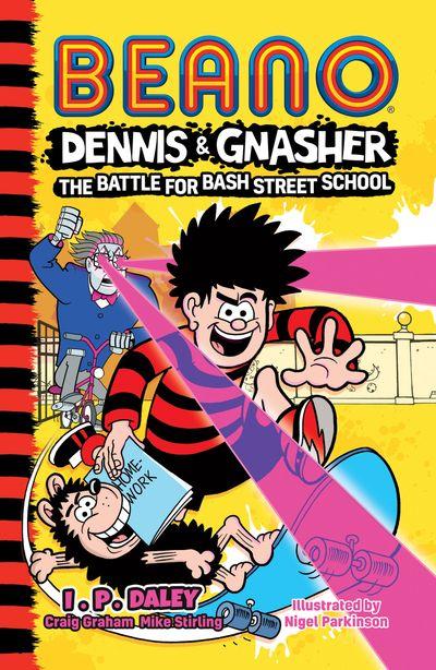 Beano Dennis & Gnasher