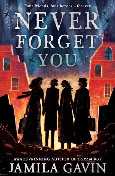 Never Shall I Ever Forget You