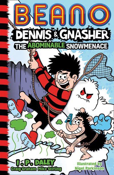 Beano Dennis & Gnasher: The Abominable Snowmenace