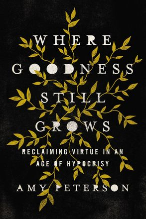Cover image - Where Goodness Still Grows: Reclaiming Virtue In An Age Of Hypocrisy