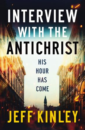 Cover image - Interview With The Antichrist