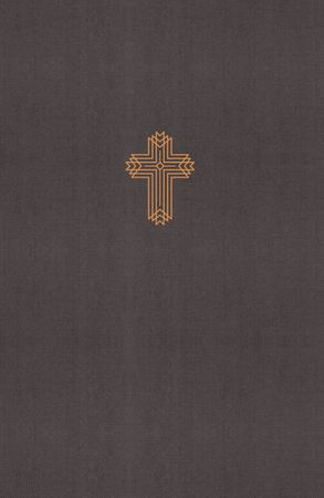 Cover image - NRSV Catholic Bible Journal Edition [Grey]