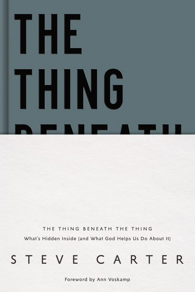 The Thing Beneath The Thing: What's Hidden Inside (And What God Helps UsDo About It)