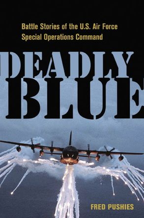 Cover image - Deadly Blue: Battle Stories Of The U.S. Air Force Special Operations Command