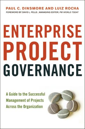 Cover image - Enterprise Project Governance: A Guide To The Successful Management Of Projects Across The Organization