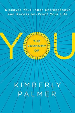 Cover image - The Economy of You