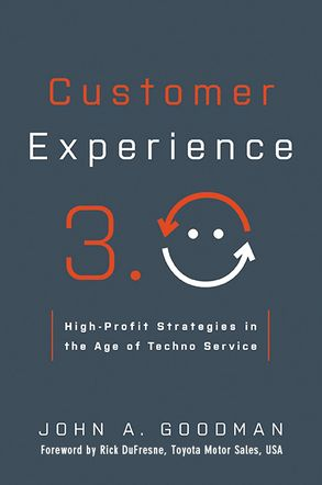 Cover image - Customer Experience 3.0: High-Profit Strategies In The Age Of Techno Service