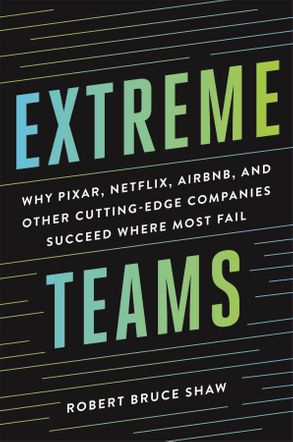Extreme Teams Why Pixar Netflix Airbnb And Other Cutting Edge