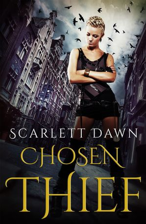 Chosen Thief (Forever Evermore, #4)