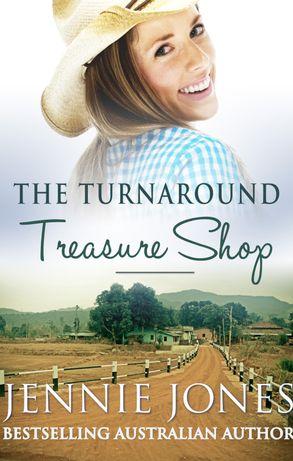 Cover image - The Turnaround Treasure Shop