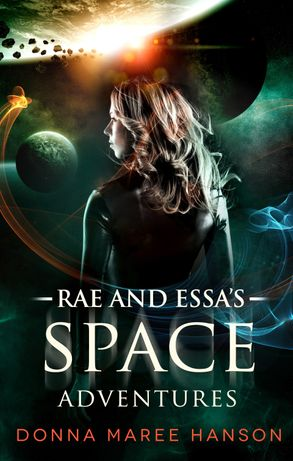Cover image - Rae And Essa's Space Adventures