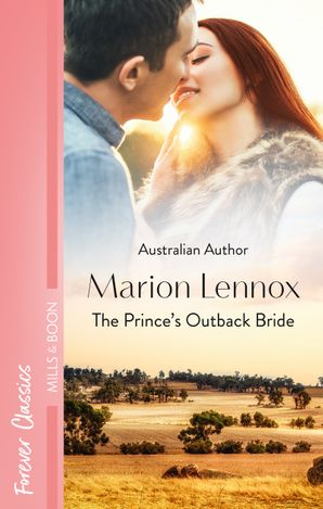 The Prince's Outback Bride