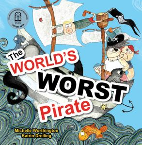 Cover image - World's Worst Pirate