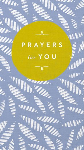 Cover image - Prayers For You