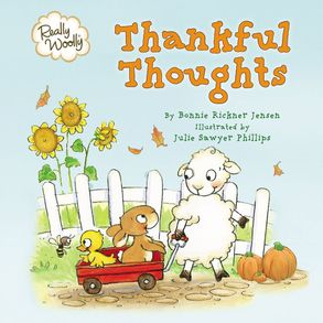 Cover image - Thankful Thoughts