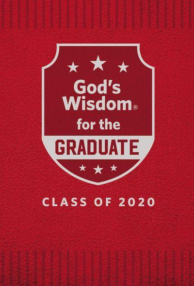 NKJV God's Wisdom For The Graduate: Class Of 2020 [Red]